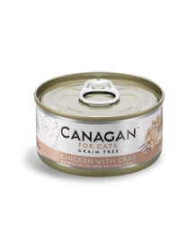 Canagan Chicken with Crab natvoer 75 gram