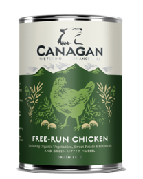 Canagan Free Run Chicken blivoer 395 gram