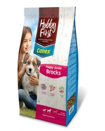 HobbyFirst Canex Puppy-Junior Brocks 12 kg