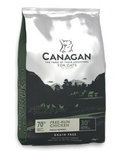 Canagan kat free run chicken 8 kg