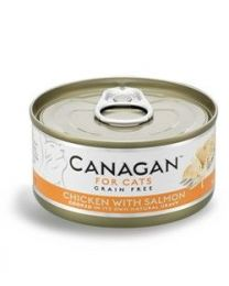 Canagan Chicken with Salmon natvoer 75 gram