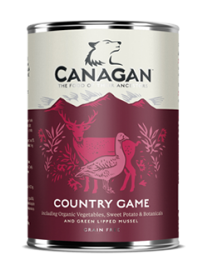 Canagan Country Game blikvoer 400 gram