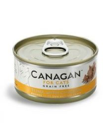 Canagan Ocean Tuna with Chicken natvoer 75 gr