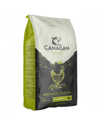 Canagan Small breed free run chicken 6 kg