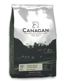 Canagan kat free run chicken 375 gr