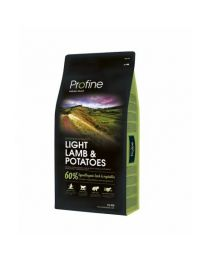 Profine Light Lamb en Potatoes 15 kg